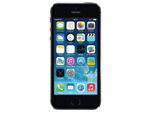 Apple iPhone 5S Space Gray 16GB Unlocked GSM Smartphone