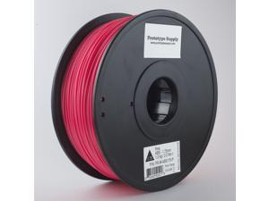 Prototype Supply ABS 3D Printing Filament 3mm Pink 1kg/roll (2.2 pounds)