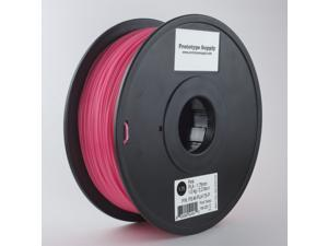 Prototype Supply PLA 3D Printing Filament 1.75mm Pink 1kg/roll (2.2 pounds)