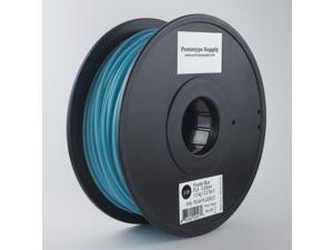 Prototype Supply PLA 3D Printing Filament 3mm Powder Blue 1kg/roll (2.2 pounds)