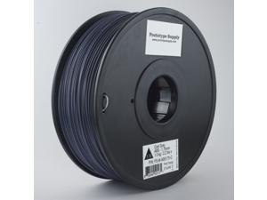 Prototype Supply ABS 3D Printing Filament 1.75mm Cool Grey 1kg/roll (2.2 pounds)