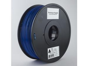 Prototype Supply ABS 3D Printing Filament 3mm Blue 1kg/roll (2.2 pounds)