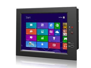 """LILLIPUT PC-1041/C/T 10.4"""" AIO Industrial Computer WITH 800X600 NATIVE RESOLUTION 5 WIRE TOUCH SCREEN PANEL BY LILLIPUT OFFICIAL SELLER :VIVITEQ"""