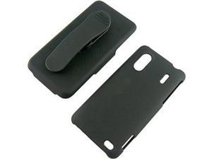 HTC Evo Design 4G Shell Combo Holster-Black