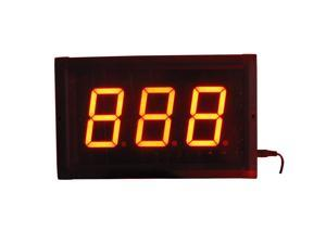 """3"""" 3 Digits LED Countdown/up Timer in Days LED Digital Day Timer Count up to 999 days IR Remote Control"""