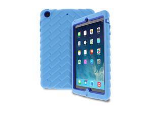 Gumdrop Cases Drop Tech Custom Color Series Case for Apple iPad mini, Light Blue/Royal Blue (CUST-DTMINI-LTBLU_RYLBLU)