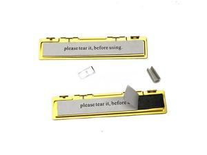 Orange DDR DDR2 Ram Memory Cool Heat Spreader Heatsink