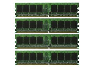 8GB 4X2GB PC2-5300 HP - Compaq dc7800 Series Small Form Factor Desktop/PC