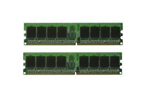 4GB Kit DDR2 PC2-6400 800MHZ 2X2GB DESKTOP 240PIN Dual Channel Memory