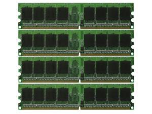 8GB 4x2GB DDR2 PC6400 LOW DENSITY PC2-6400 800MHz DESKTOP MEMORY RAM