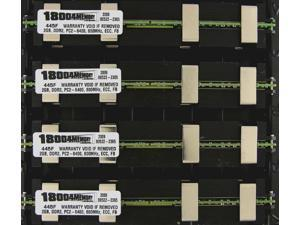 8GB 4X2GB memory for for APPLE MAC PRO 2008 with 2.8, 3.0 & 3.2GHz Quad Core Xeon
