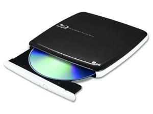 USB External 6x Blu Ray & DVD/CD Burner w/ Software - PC or Laptops - Slim