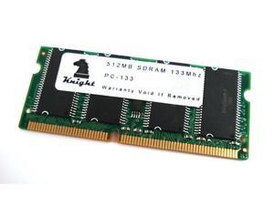 512MB PC 133 MHZ SDRAM 144 PINS SODIMM FOR LAPTOP