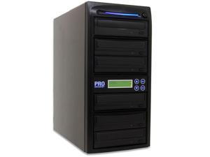 Produplicator 1-5 Burner CD DVD Duplicator 24X Dual Layer Replication Equipment