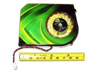 nVIDIA Quadro FX1500 FX3500 GeForce 7600 7900 7950 8500 8600 GT GS Fan Cooler