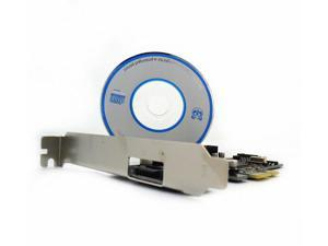 PCIE PCI-E Express x1 SATA 300 + e-SATA 300 + IDE Raid Card JMB363 For Win 7