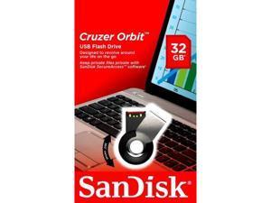 32GB Cruzer ORBIT USB 2.0 Flash Pen Thumb Drive SDCZ58-032G-B35 32 G B