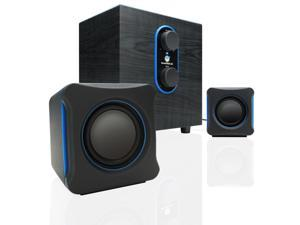 SonaVERSE LBr USB Powered Speaker System w/ Subwoofer & Satellite Speakers