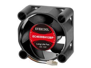 40x40x20mm, Dual Ball Bearing