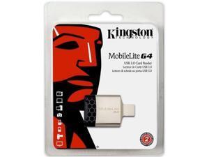 MobileLite G4 USB 3.0 Card Reader Fit microSD SD 16GB 32GB 64GB 128GB