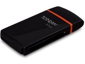 USB 3.0 CF SD microSD SDXC SDHC Card Reader fit 32GB 64GB 128GB