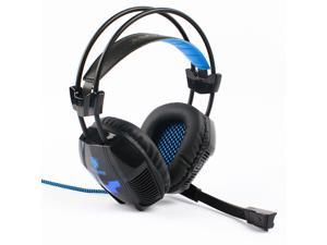 A30 7.1 Surround USB Stereo Gaming Headset Headphone w/Mic For PC Laptop
