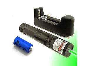 Laser Pointer 532nm Pen 5mW Green Military Style Lazer Beam High Power Visible