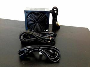 875W 875 Watt ATX Power Supply Modular Cables 120mm Quiet Fan 2024 SATA SLI Game