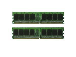 4GB (2x2GB) DDR2-800 Desktop Memory PC2-6400 RAM