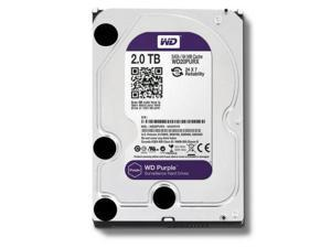 "WD Purple WD20PURX 2TB SATA 6.0Gb/s 3.5"" Hard Drive"