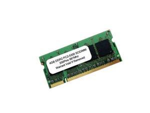 MAJOR 4GB DDR2 667 MHZ PC2-5300 SODIMM 200-pin memory