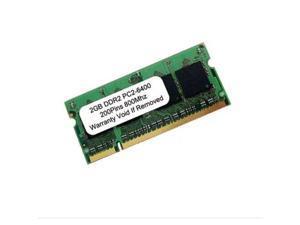 2GB DDR2 800 MHz PC2-6400 200 pin Sodimm Laptop Memory