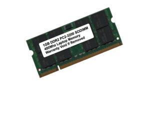 1GB DDR2 PC2 3200 SODIMM 400 MHz 200 Pins LAPTOP MEMORY