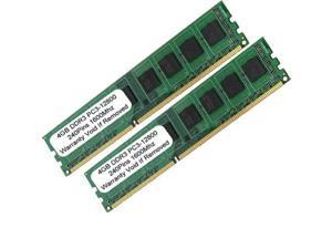 2x4GB DDR3 PC3-12800 1600 MHz 8GB DESKTOP MEMORY 240-PIN Non-ECC RAM
