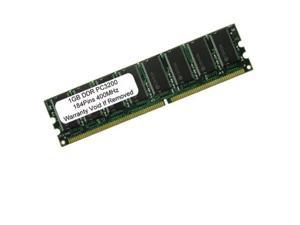 1GB DIMM 184 pin 400Mhz PC3200 DDR LOW DENSITY Desktop RAM