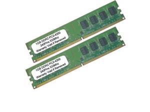 2GB Kit 2x 1GB 533MHz DDR2 PC-4200 Desktop Memory RAM Non ECC 240 pin