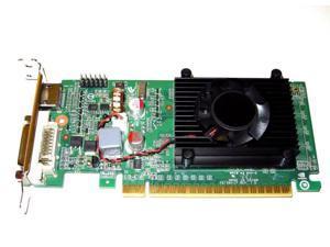 1GB Low Profile Half Height Dual Monitor Display View PCI-E x16 Video Card HDMI