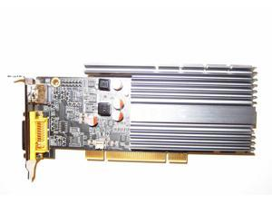 Low Profile nVIDIA 512MB PCI Dual Monitor Display View HDMI Video Graphics Card