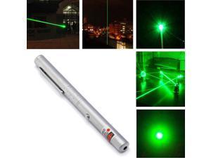 Military High Power Green Laser Pointer Light Beam Pointer 5mw Lazer Pen 532nm
