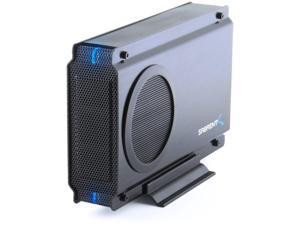 "USB 2.0/ESATA TO 3.5"" IDE/SATA Hard Drive Enclosure with Fan (EC-UEIS7)"
