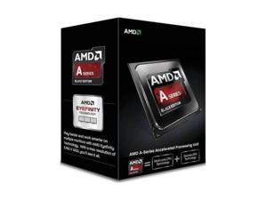 AMD A6-6400K Dual-Core APU Richland Processor 3.9GHz Socket FM2, Retail (Black)
