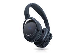 Photive BTH3 Over-The-Ear Wireless Bluetooth Headphones12 Hour Battery