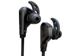 J and L Wireless Bluetooth Noise Cancelling Headphones - Black