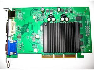 512MB AGP 8X 4X Windows 7 Vista XP 2000 ME 98 NT4 95 Linux Video Graphics Card