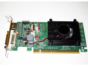 For HP Pavilion Slimline Low Profile Half Size 512MB PCI-E x16 Video Graphics Card
