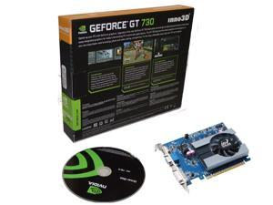 INNO3D NVIDIA Geforce GT 730 4GB 128bit Ram PCI Express x16 Video Graphics Card