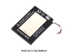 Standard Li -ion Battery for Apple iPod 4th Gen