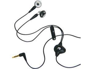 RIM OEM HDW-14322-001 BlackBerry 35mm Universal Stereo Headset (Black)
