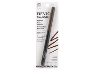 Revlon ColorStay Eyeliner with SoftFlex # 208 Taupe/Cocoa, 0.01 Ounce (28 g)