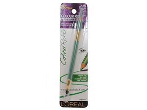 L'Oreal Colour Riche Wood Pencil Eyeliner - 940 Sea Green